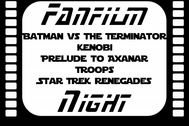 Fanfilm Night